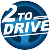 16-jaar-2toDrive-autorijschool-moerman-hoofddorp-logo