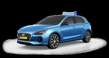 Autorijschool Moerman Tarieven Lesauto Hyundai i30