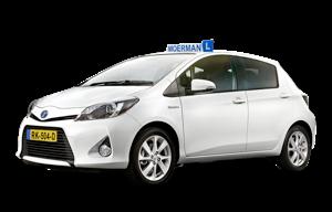 Autorijschool Moerman tarieven Toyota-Yaris-Hybrid